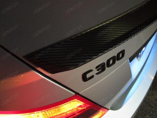 Mercedes - Benz - C - Class - carbon - fiber - 1